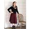 Corduroy Winter Skirt